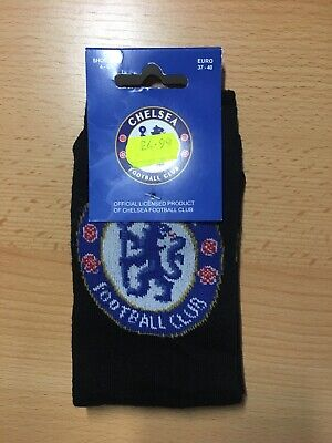 £3.50 • Buy Chelsea Football Club - Brand New Official Socks Size 4-6.5 Euro 37-40