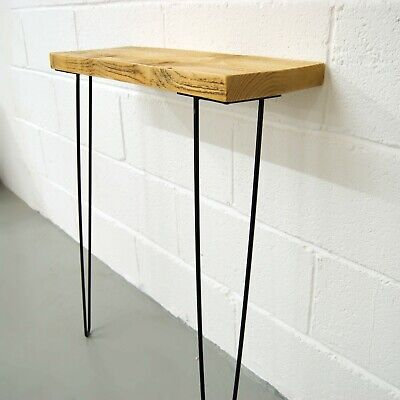 Hairpin Table Leg | PAIR OF LEG ONLYS | Console Table Hairpin Legs • 25£