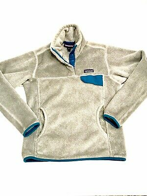 PATAGONIA Men's Fleece Jacket Polartec Thermal Pro Small Grey • 78.26$