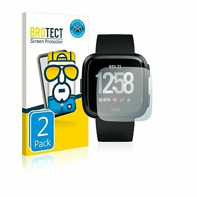 $ CDN21.55 • Buy BROTECT® Flex 3D Curved Full Cover Screen Protector Fitbit Versa Special Edition