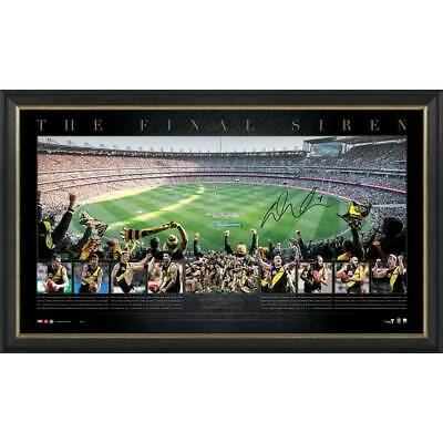 AU495 • Buy Richmond 2019 Premiers Signed Panoramic