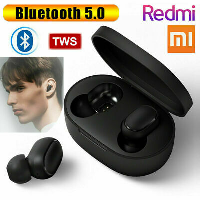 AU33.49 • Buy 100% Genuine Xiaomi MI Redmi Airdots TWS Bluetooth Earphones Earbuds Headphones
