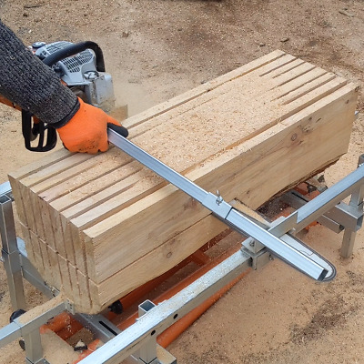 £376.90 • Buy Portable Saw Mill Planking Coins Wood Slabs  Many Uses Lumber Milling Full Video