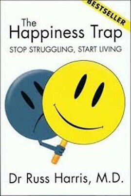 AU24.79 • Buy The Happiness Trap Book By Russ Harris