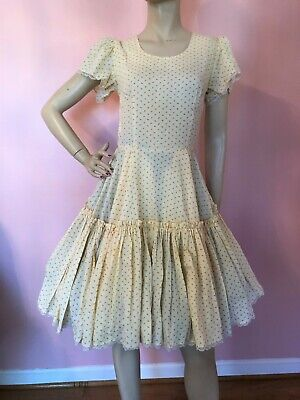 Vintage The Square Dance Company Square Dance Dancing Dress XS S • 15$
