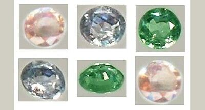 AU524.52 • Buy Alexandrite Antique 19thC Russia Natural 3½mm Color-Change Genuine Handcrafted