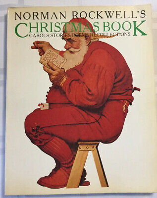 $ CDN11.66 • Buy Norman Rockwell's Christmas Book (1st Fireside Edition)
