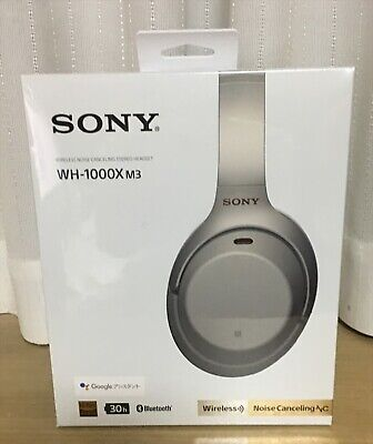 $ CDN454.43 • Buy SONY WH-1000X M2 NM Wireless Noise Cancelling Stereo Headphones JAPAN F/S  NEW