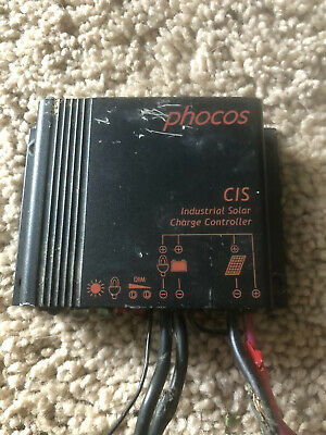 Phocos CIS 10A Solar Charge Controller For Solar Panel • 18.06£