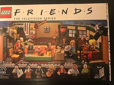 FREE SHIPPING LEGO FRIENDS Central Perk Ideas 21319 Brand New - 0919!!! • 119.99$