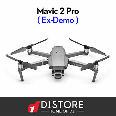 AU2299 • Buy DJI Mavic 2 Pro Drone With Hasselblad 20 MP 4K Camera Aust. Warranty (Ex Demo)