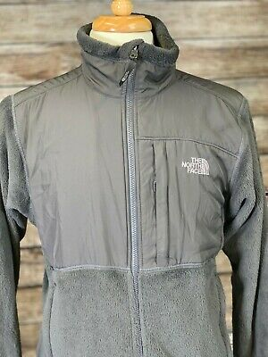 The North Face Gray Women's Jacket Medium Polartec Thermal Pro • 39.99$