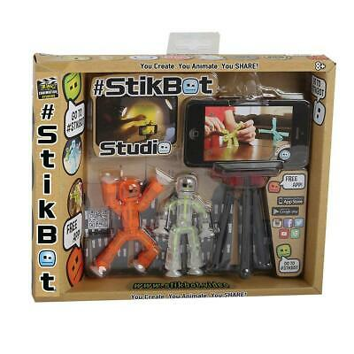 Stikbot Studio Movie Maker Playset • 12.99£