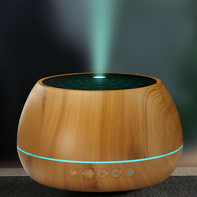 AU29.99 • Buy 300-700ml Aroma Diffuser Ultrasonic Humidifier Essential Oil Calming Diffuser