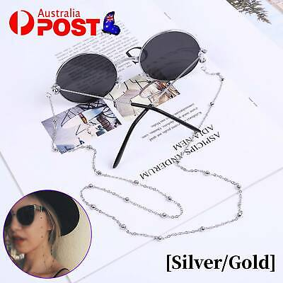 AU3.92 • Buy Eye Glasses Sunglasses Spectacles Eyewear Chain Cord Lanyard Strap Holder Unisex