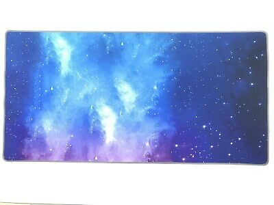 AU19.99 • Buy Corlorful  80x40cm Gaming Mouse Pad Extended Keyboard Mat Desk Non-slip Mousepad