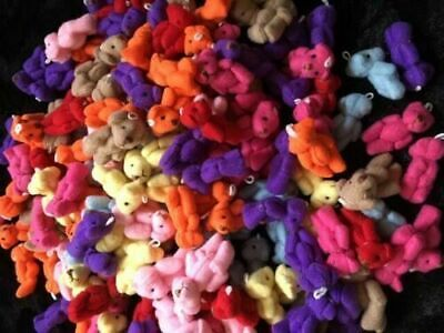 £3.99 • Buy Miniature Cute Teddy Bears Party Bags/Gift/Wedding Favour/Dolls House 1/12 Size