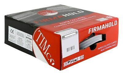Firmahold Firmagalv PLUS Framing Gun Nails Fit Paslode IM350 + 50 63 75 90mm • 12.49£