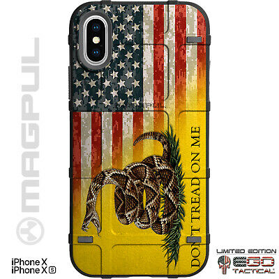 $49.95 • Buy Magpul Industries Bump Case Apple IPhone X/Xs Military Designs Ego Tactical