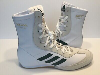 $ CDN71.73 • Buy Adidas Box Hog X Special Men's Boxing Shoes White Green BC0354 New Size 9.5