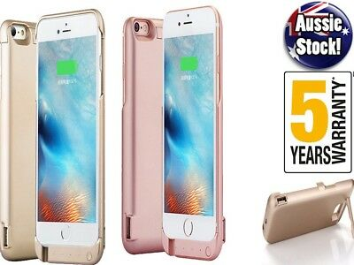 AU25.96 • Buy FOR IPhone 8 6 6s 7+ 10,000mAh Battery Charging Case External Power Bank Charger