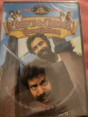 £7.99 • Buy Cheech And Chong's The Corsican Brothers (DVD,import Nrdc NEW SEALED