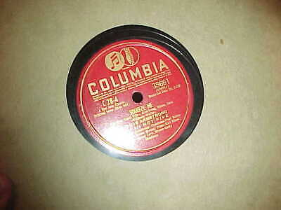 Louis Armstrong And His Hot Five Columbia 78 35661 S.O.L Blues / Squeeze Me  • 21.75$