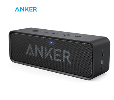 AU65.48 • Buy Anker SoundCore Portable Wireless Bluetooth Speaker With Dual-Driver Rich Bass 2