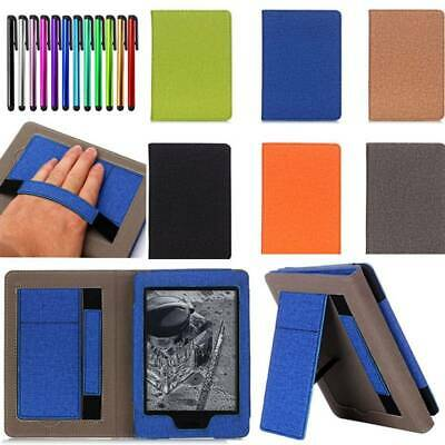 AU11.38 • Buy Smart Leather Stand Case Cover For Amazon Kindle Paperwhite 1 2 3 4 10th Gen  6