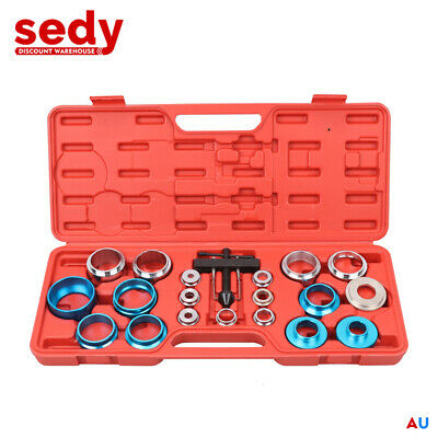AU88.99 • Buy 20Pc Crank Oil Seal Remover Camshaft Install Kit Bearing Puller Automotive