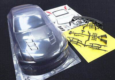 1/10 RC Car 190mm Body Shell Nissan 350Z HR  [minor Defect]  Clearance Price!!! • 10£