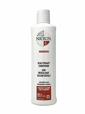 AU16.79 • Buy Nioxin System #4 Scalp Therapy Conditioner 10.1 Oz