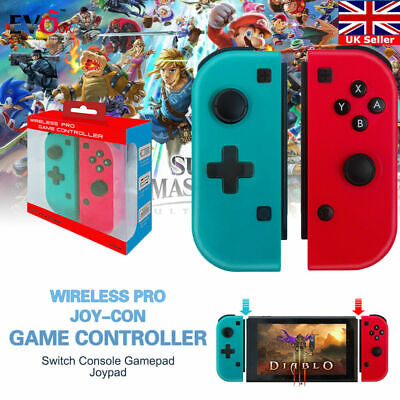 Wireless Pro Joy-Con Game Controller For Nintendo Switch Console Gamepad V7N3G • 29.91$