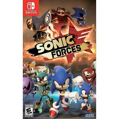 £22.75 • Buy Sonic Forces NINTENDO SWITCH New And Sealed