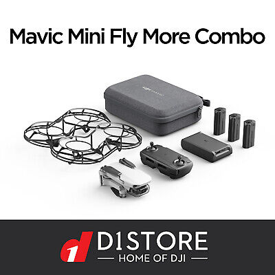 AU799 • Buy DJI Mavic Mini Fly More Combo Australian Warranty Tax Invoice Shipping Now