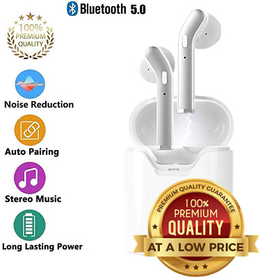 AU24.88 • Buy Bluetooth Wireless Earphones Earbuds Headphones Headset IPhone Samsung Android