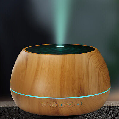 AU33.99 • Buy  Aroma Diffuser LED Ultrasonic Humidifier Essential Oil Diffuser