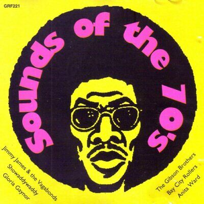Sounds Of The 70's CD Various Artists Fast Free UK Postage 5020214122126 • 2.30£