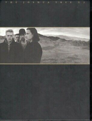U2 The Joshua Tree 2 Cd Dvd Live From Paris Documentary Super Deluxe Edition • 33.33$