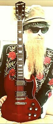 AU250 • Buy SG RETRO RELIC HOT GUITAR....as New