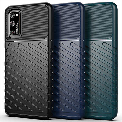 AU5.22 • Buy For Huawei Honor View 30 V30 Pro Slim Shockproof Rugged Soft Rubber Cover Case