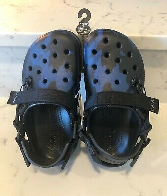 $130 • Buy Post Malone X Crocs Duet Max Clog Men's Size 4/ Women's Size 6 Nwt In Hand!