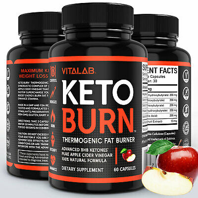 $18.99 • Buy Keto Diet Advanced Weight Loss Patch Pure Ketogenic Diet Supplement 30 Patches