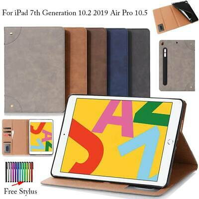 AU22.01 • Buy For IPad 7th Gen Air 3 Pro 10.5 Case Flip Folio Smart Cover With Pen Holder