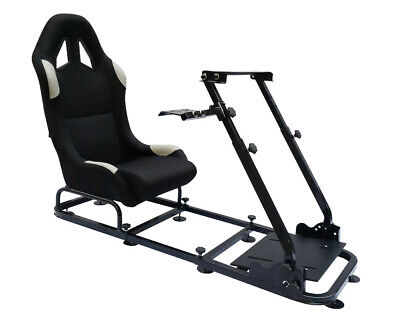 Racing Simulator Chair Rally WRC F1 Race Gaming Frame Seat PC P4S Xbox FREE P&P • 214.99£