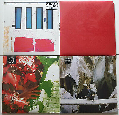 Minimal Techno, Abstract, Alt Hip Hop 12 /lp Vinyl Collection Records Sealed Lot • 15.99£