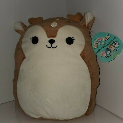 $ CDN47.65 • Buy Squishmallows 12  Dawn The Fawn HUGE! NWT HTF Plush Toy RARE Squishy Squooshems