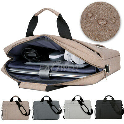 AU33.71 • Buy Bag For 13 ~17  Inch Laptop Universal NoteBook Handle Sleeve Case Shoulder Pouch