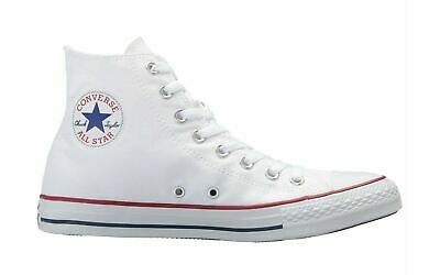 $29.95 • Buy Converse M7650 All Star Chuck Taylor Hi Top White Casual Shoes