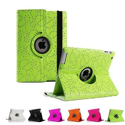 £4.99 • Buy Bling 360 Degree Rotating Case For Apple IPad Pro 9.7 Inch 1st Generation 2016